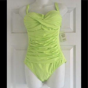 Emerald Bay One Piece Swimsuit
